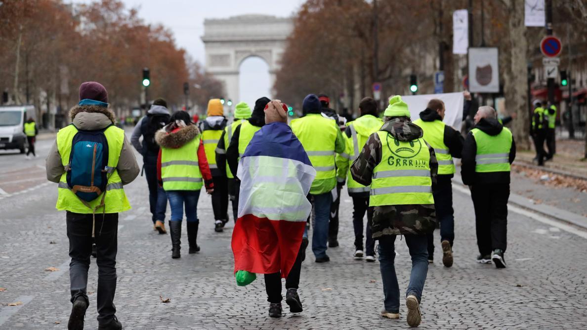 Gilets jaunes. Les annonces de Macron n'ont pas convaincu les Français