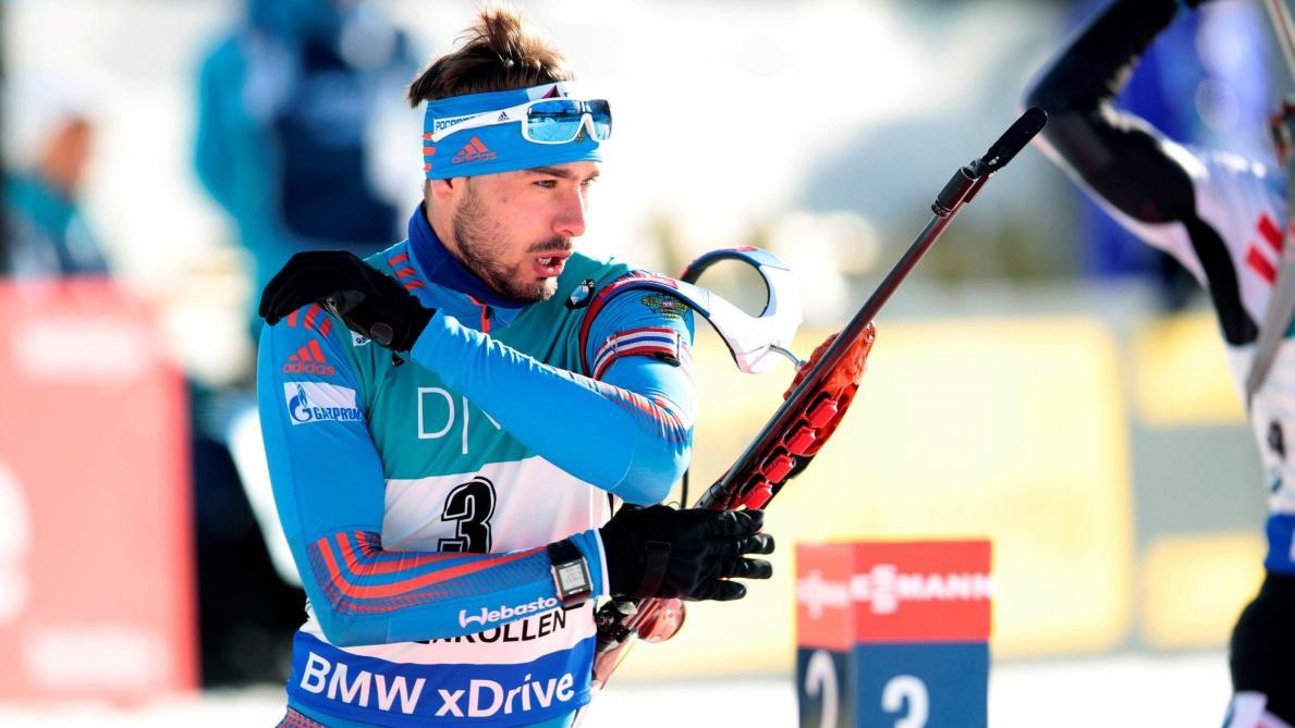 L'équipe russe de biathlon visée par une enquête pour dopage en Autriche
