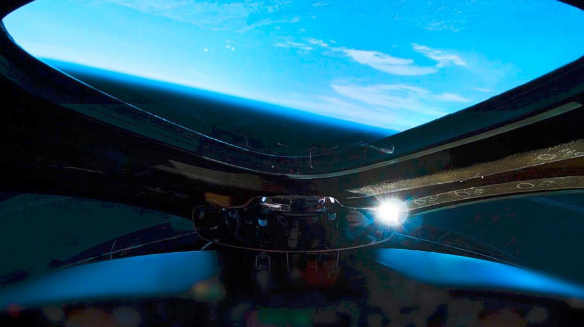 Tourisme spatial : Virgin Galactic a réussi son pari
