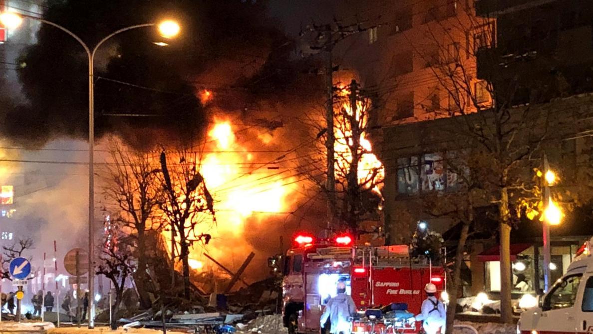 Des dizaines de blessés après une explosion dans un restaurant au Japon -  Le Soir c286f4c5fe6
