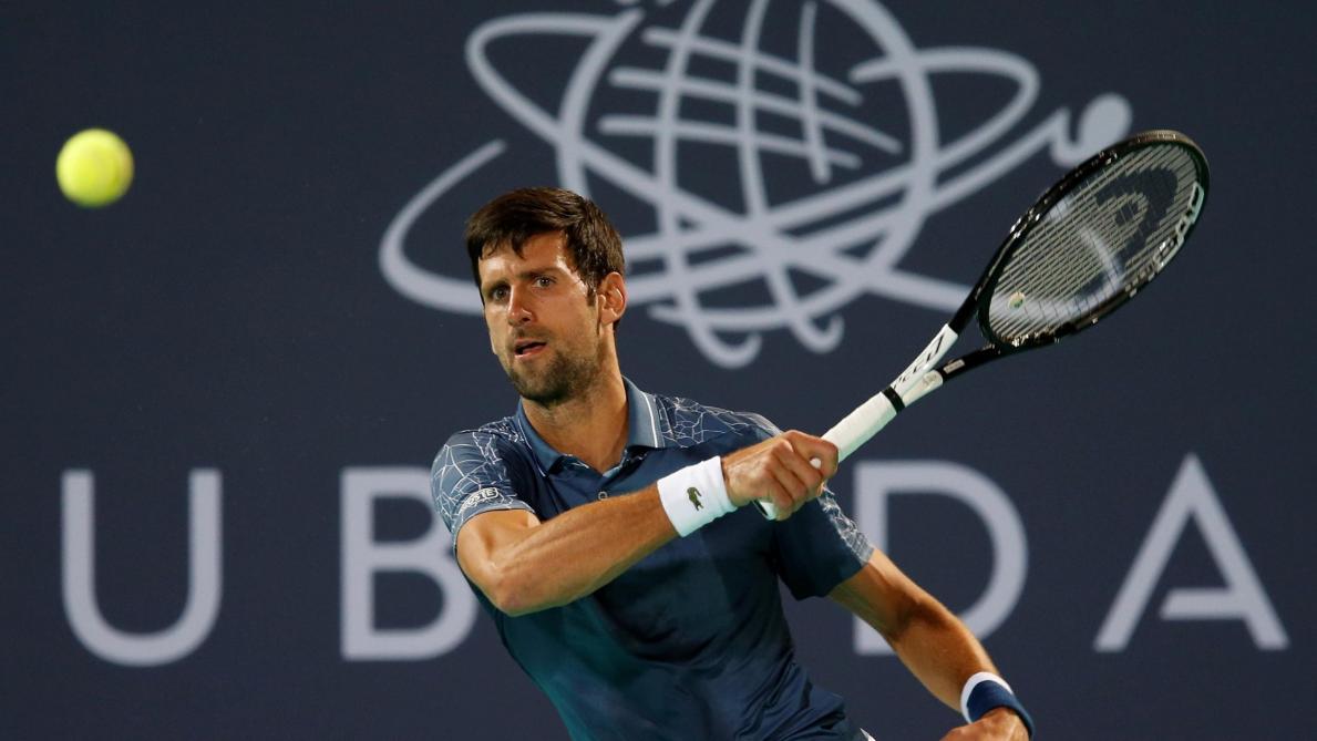 Abu Dhabi : Nadal battu par Anderson et forfait pour la petite finale