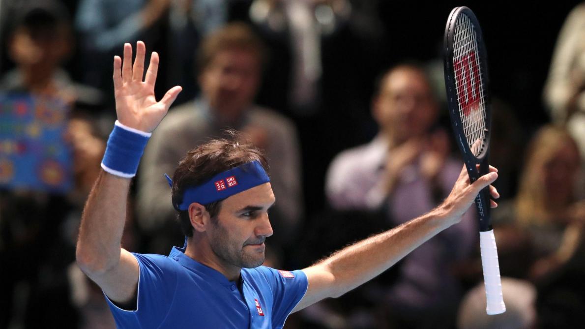 Federer envoie la Suisse en finale — Hopman Cup