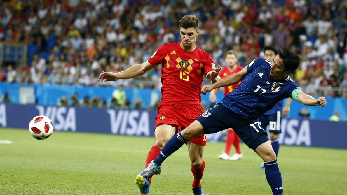France - Belgique / Lukaku :