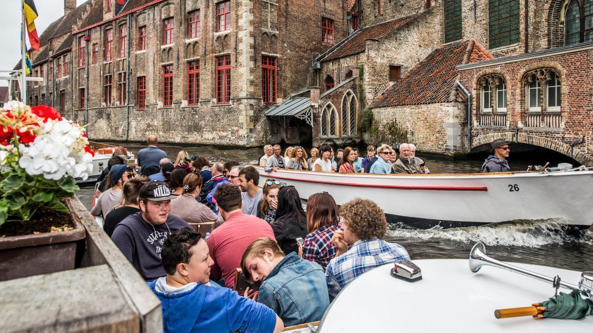 Venise: Bientôt une taxe d'entrée pour les touristes