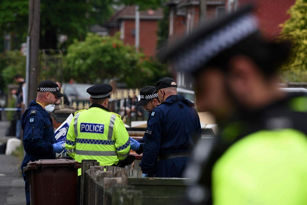 Attaque au couteau à Manchester, trois blessés (police) — GB