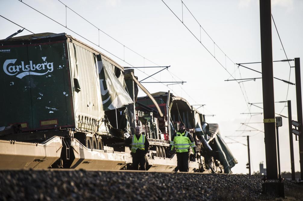 Danemark. Un accident de train fait six morts