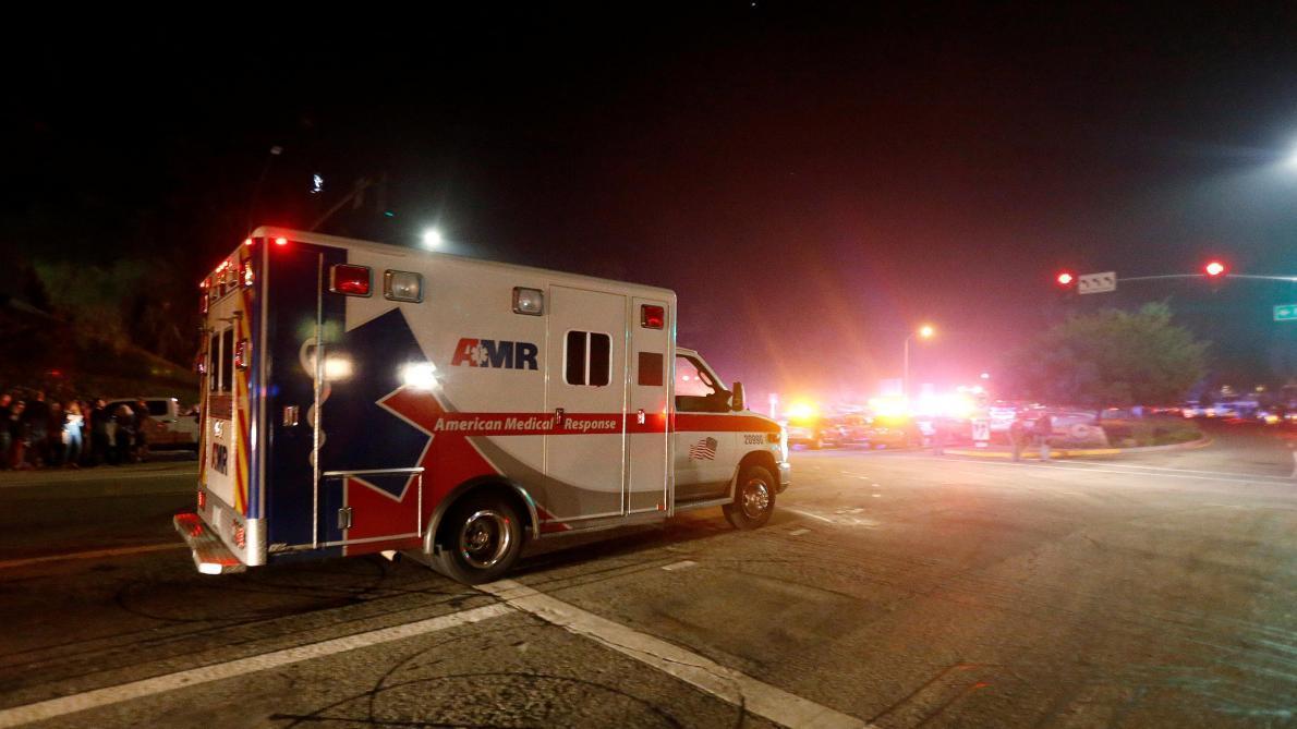Une fusillade près de Los Angeles fait plusieurs victimes — USA