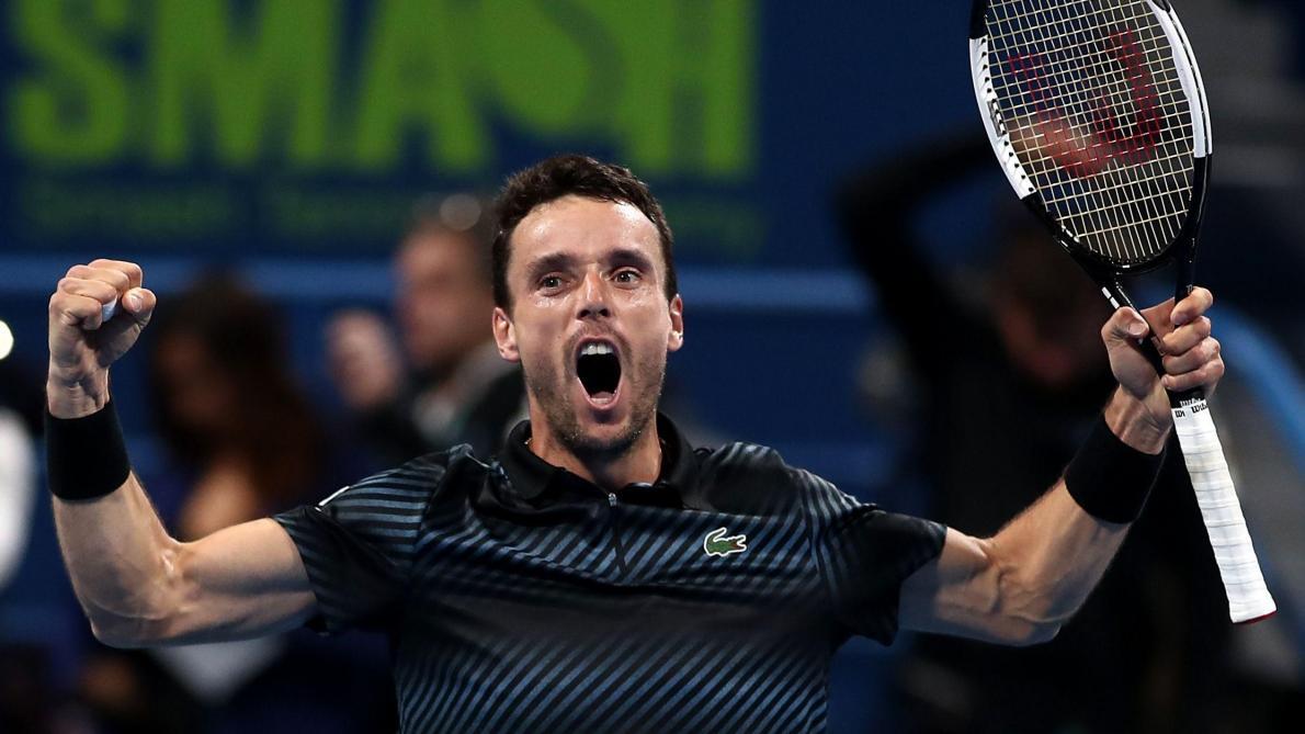 Djokovic en bave (encore) — Doha