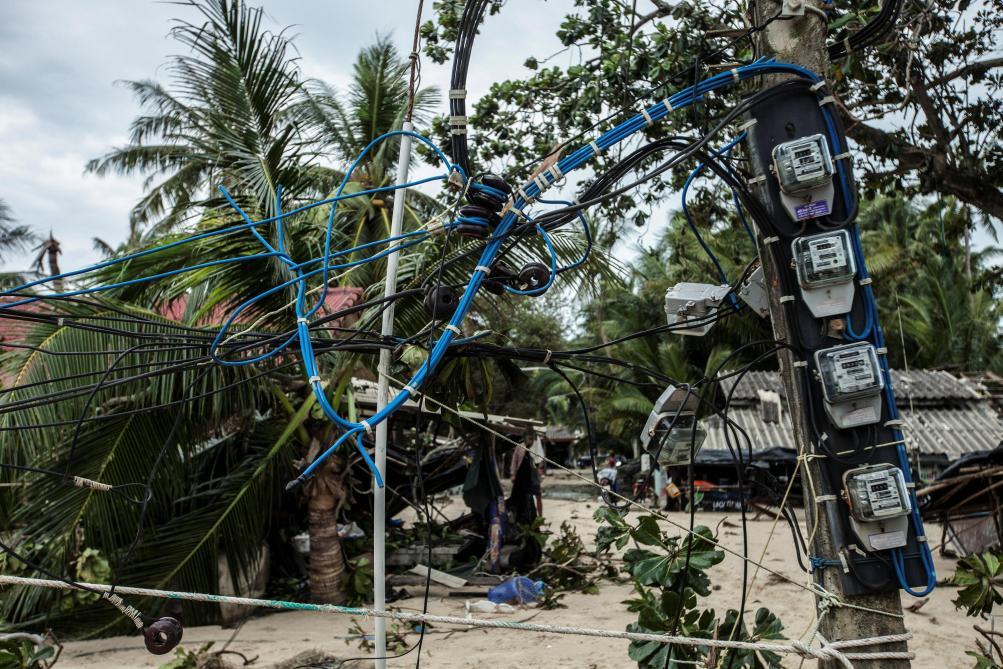 La tempête Pabuk se dissipe après avoir fait 4 morts (photos) - Le Soir fb4e334a99c