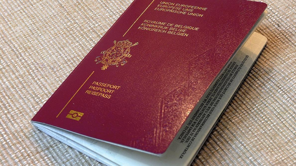 Le Passeport Belge Ouvre Les Portes De 184 Pays Sans Visa Le Soir