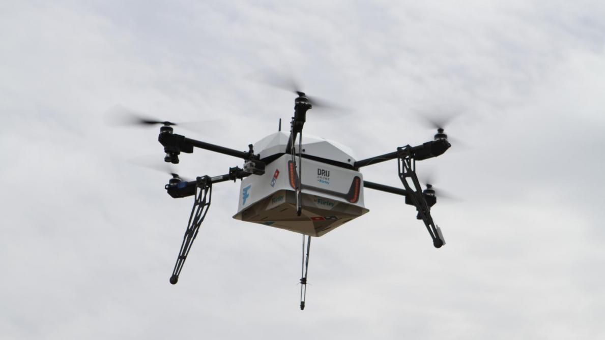 Les vols au départ de Heathrow suspendus à cause d'un drone — Londres