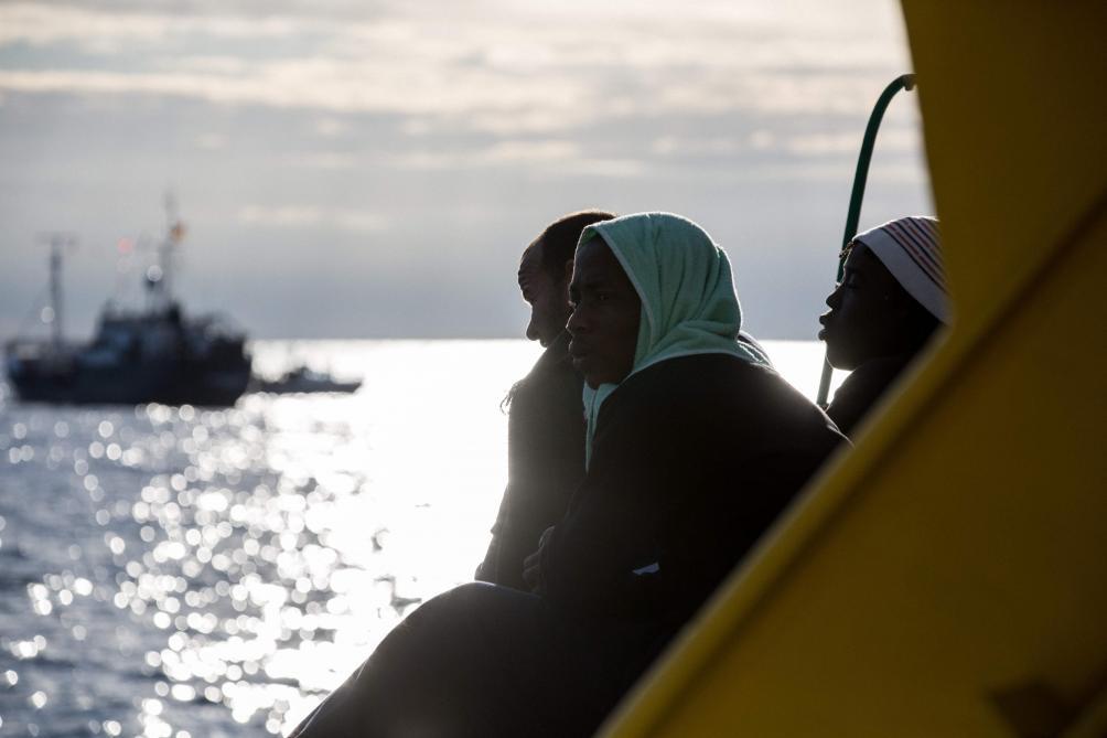 Accord trouvé pour accueillir à Malte 49 migrants bloqués en Méditerranée