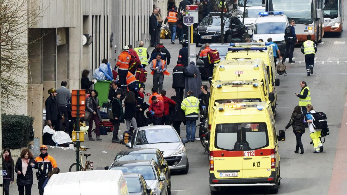 Des rapports d'autopsie de victimes dérobés — Attentats de Bruxelles