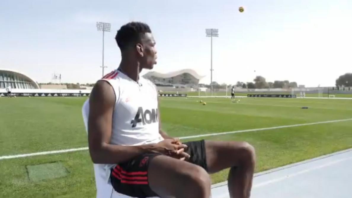 Angleterre. Manchester United : Pogba de retour dimanche