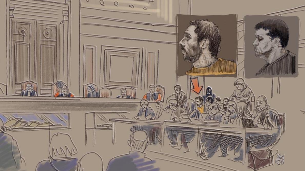 Procès du Musée juif: la défense de Mehdi Nemmouche a énoncé cinq preuves qui l'innocentent à ses yeux (direct)