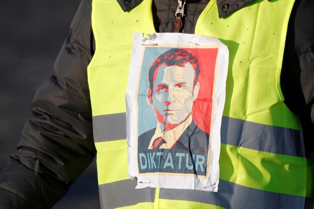 Moins de violences et plus de manifestants à Paris —