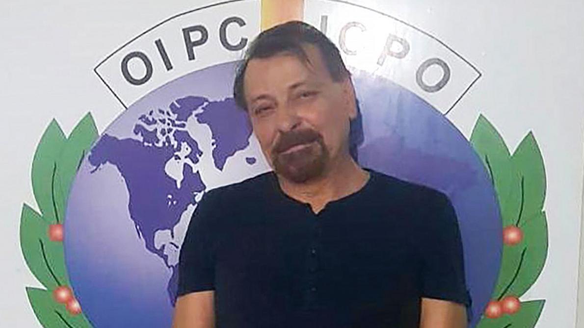 Cesare Battisti a été arrêté ce samedi à Santa Cruz ac8baa664df