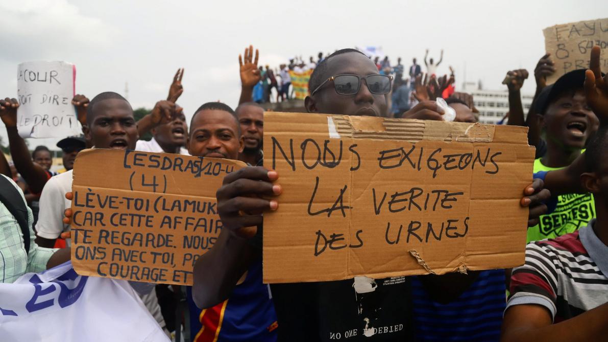 Tshisekedi, un président sans véritables pouvoirs — Election en RDC