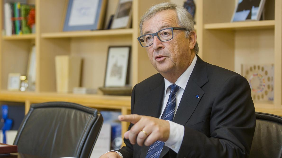 Jean-Claude Juncker: «A la Côte belge, je parle allemand car ils n'acceptent plus les francophones»