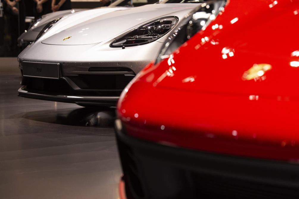 Salon De L Auto >> Les Plus Belles Voitures Du Salon De L Auto 2019 Le Soir