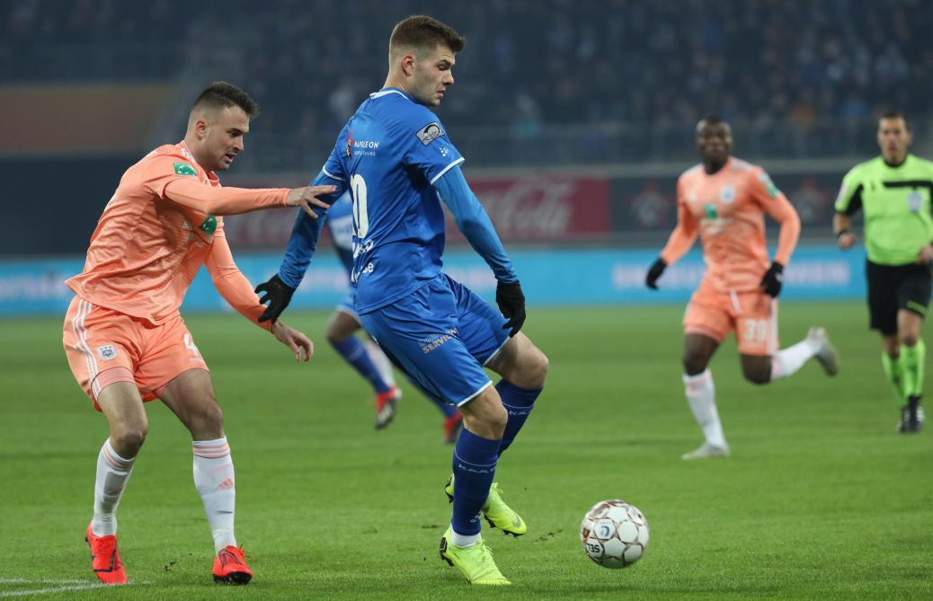 La Gantoise – Anderlecht: Sorloth ouvre la marque pour les Buffalos(1-0, direct)