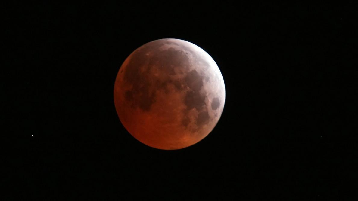Éclipse totale: une «lune de sang» visible en Belgique dans la nuit de dimanche à lundi