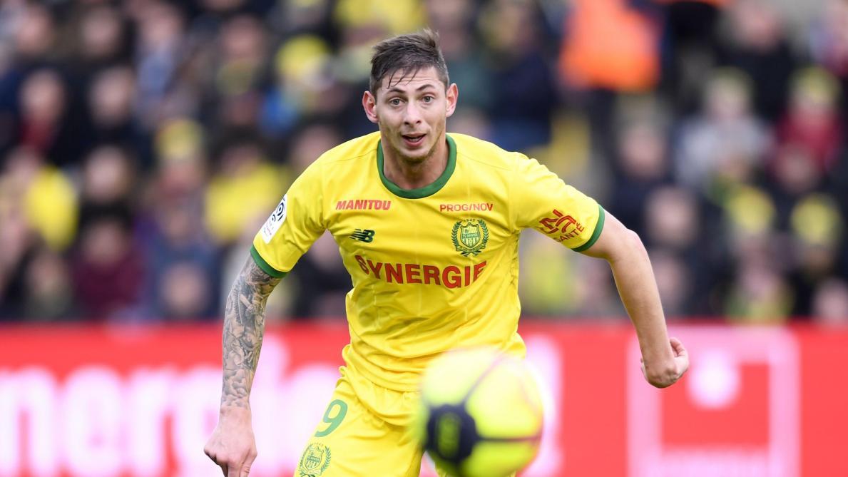 FC Nantes : l'avion transportant Emiliano Sala a disparu en mer