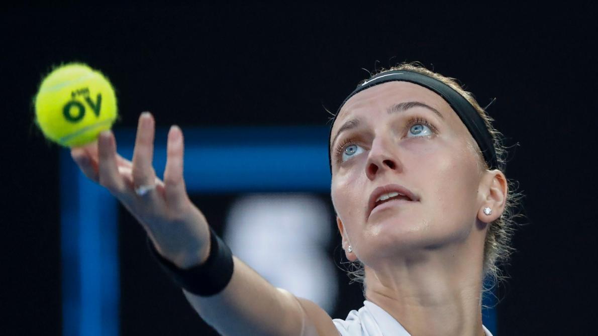 Petra Kvitova rejoint Danielle Collins dans le dernier carré — Open d'Australie