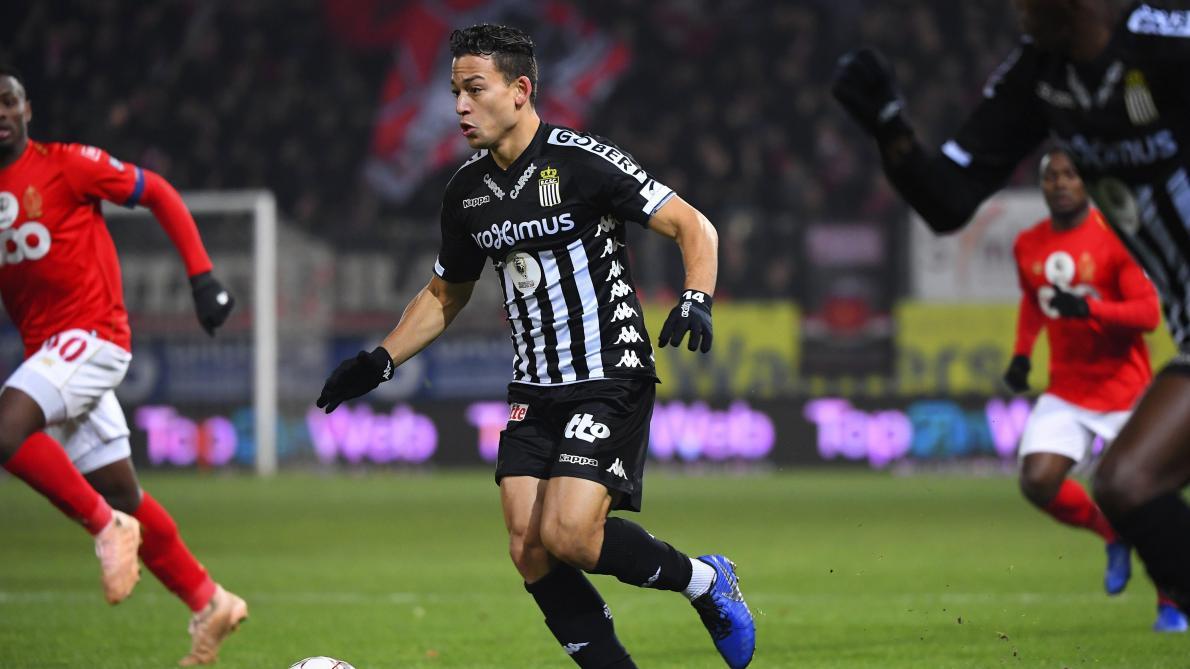 Mercato: Charleroi a reçu une offre importante d'Al Ahli pour Cristian Benavente