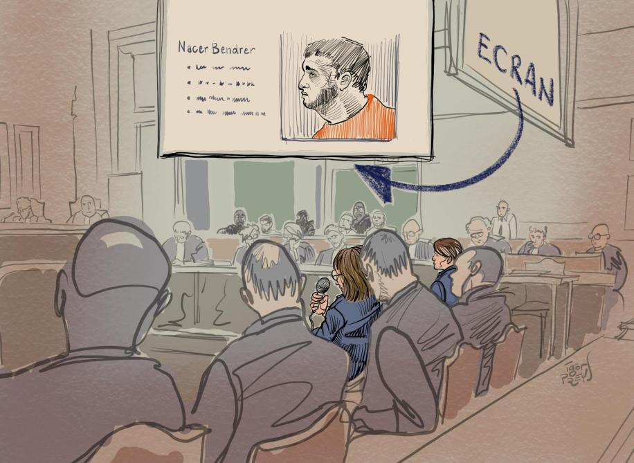Procès Nemmouche: Le dossier a été volé chez un avocat d'une victime