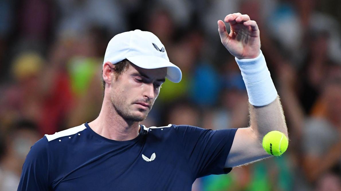 Andy Murray a de nouveau été opéré d'une hanche