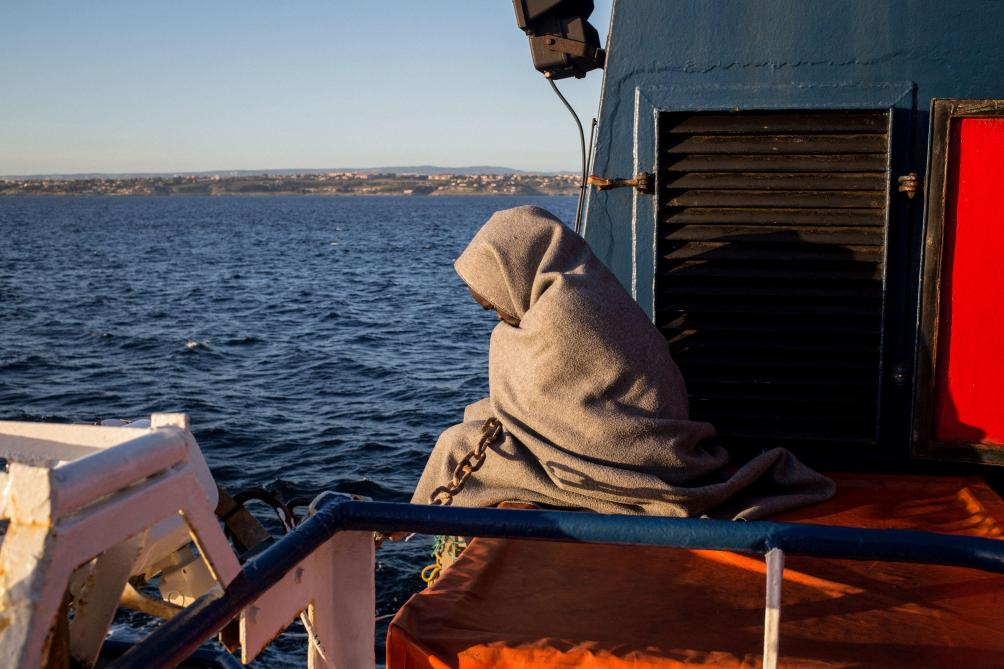 Le Sea-Watch et ses 47 migrants arrivés à Catane