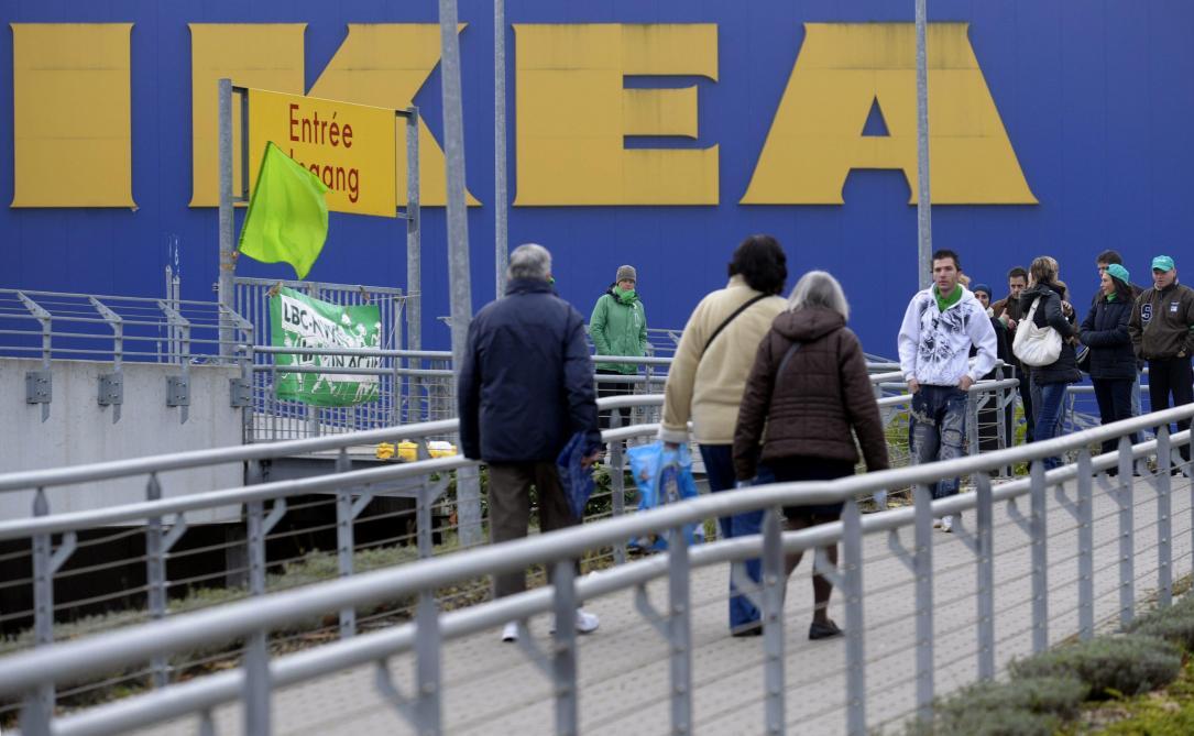 Des Gilets Jaunes Veulent Bloquer Ikea Anderlecht Ce Samedi