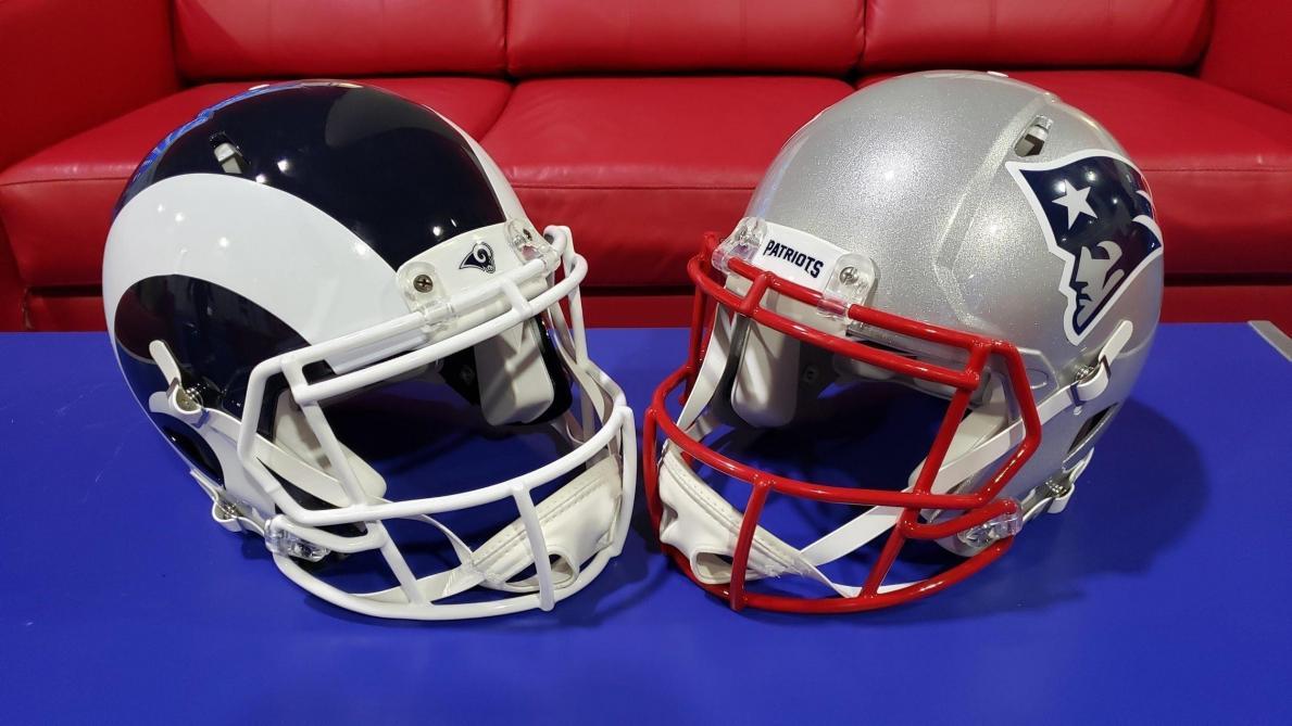 La 53e édition du Super Bowl