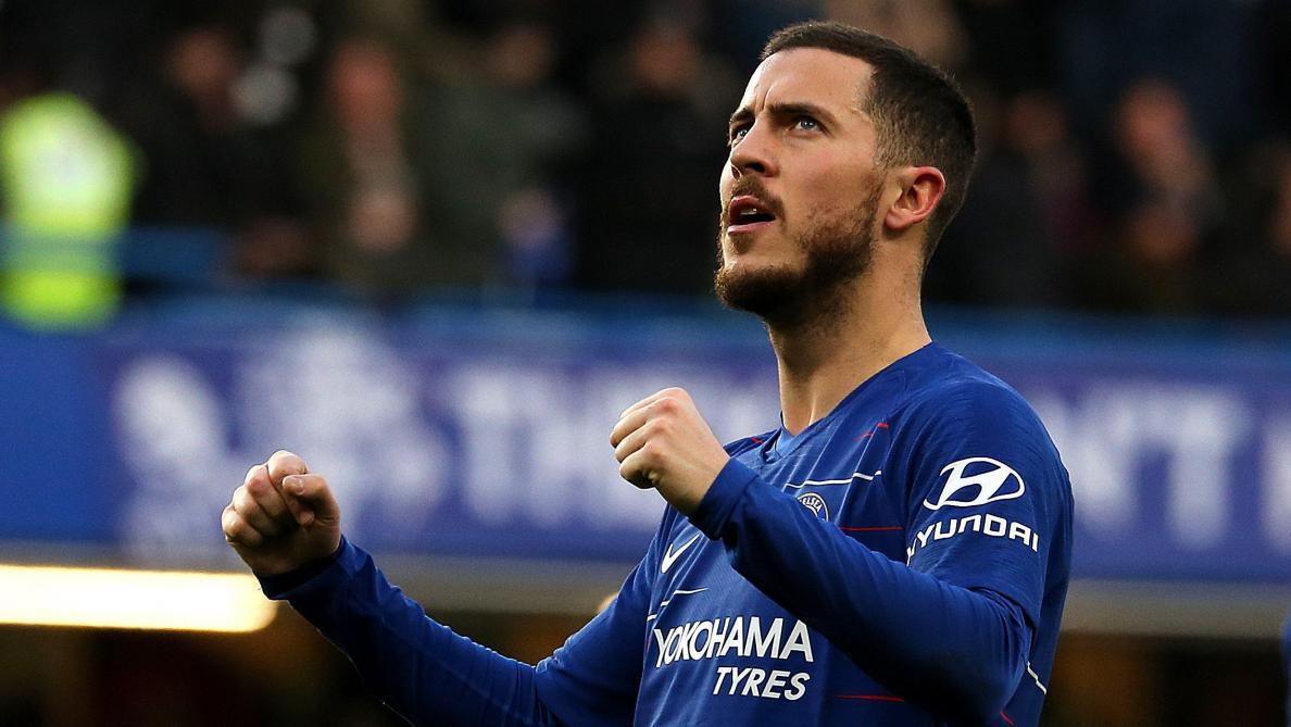 Hazard a pris sa décision — Chelsea