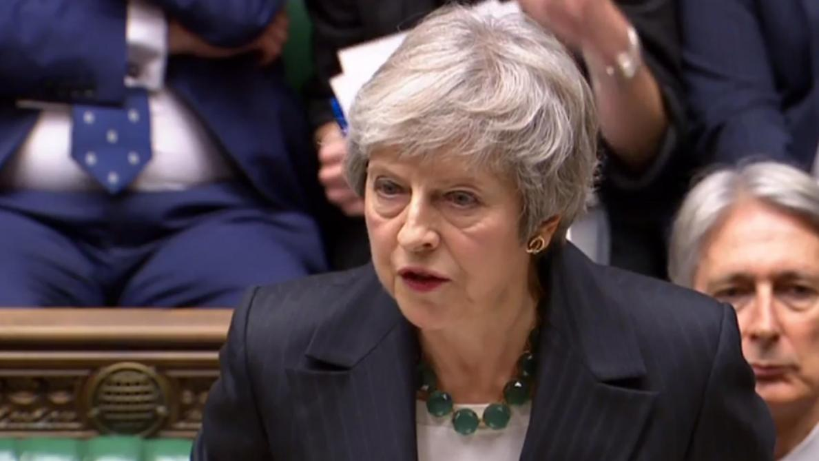 Brexit: Theresa May frappe un mur à Bruxelles | Europe