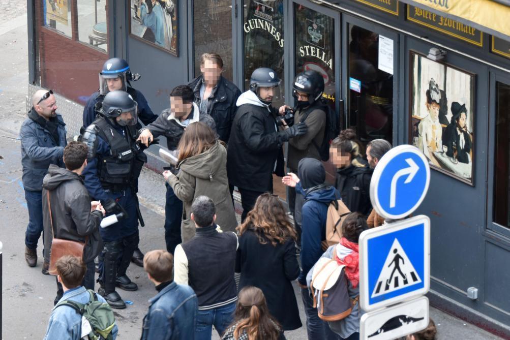 Le couple frappé par Alexandre Benalla condamné à 500 euros d'amende — Justice