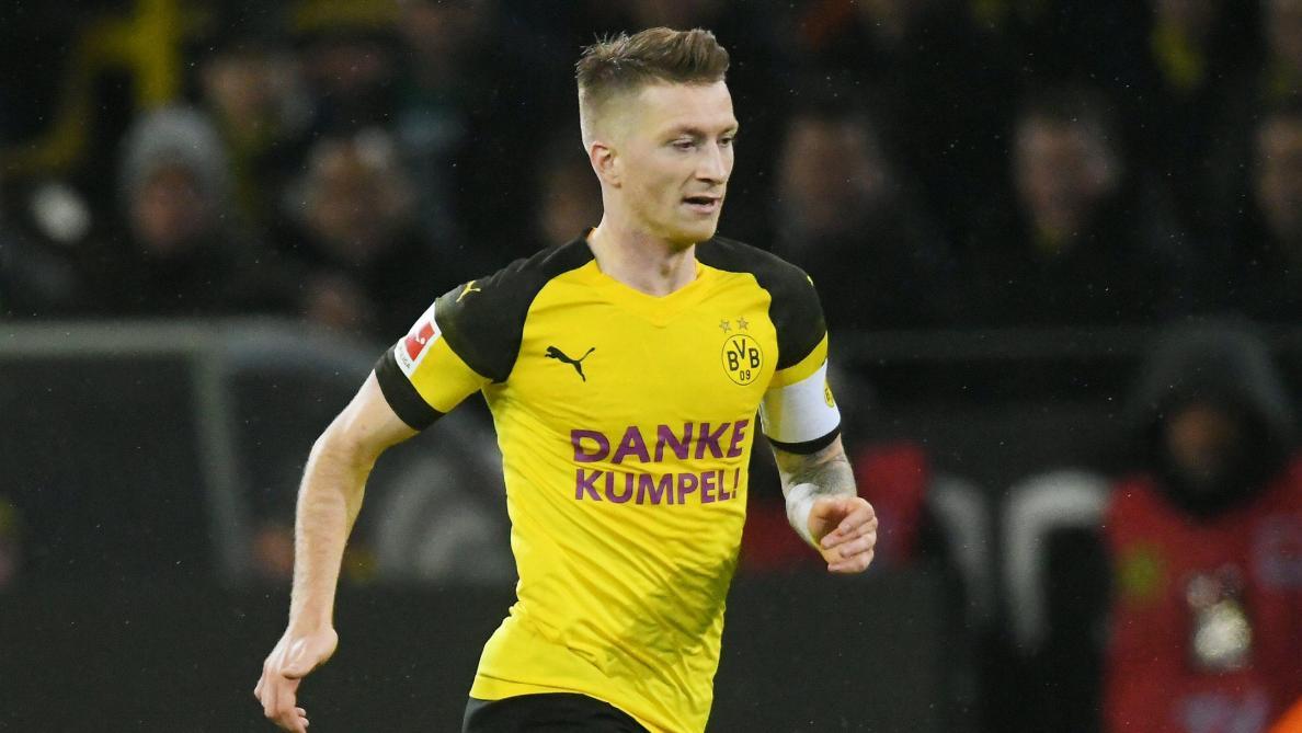 Dortmund sans son capitaine Reus pour le duel face à Hoffenheim