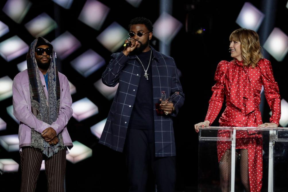 IMAGES | Angèle et Roméo Elvis ont cartonné aux Victoires de la musique