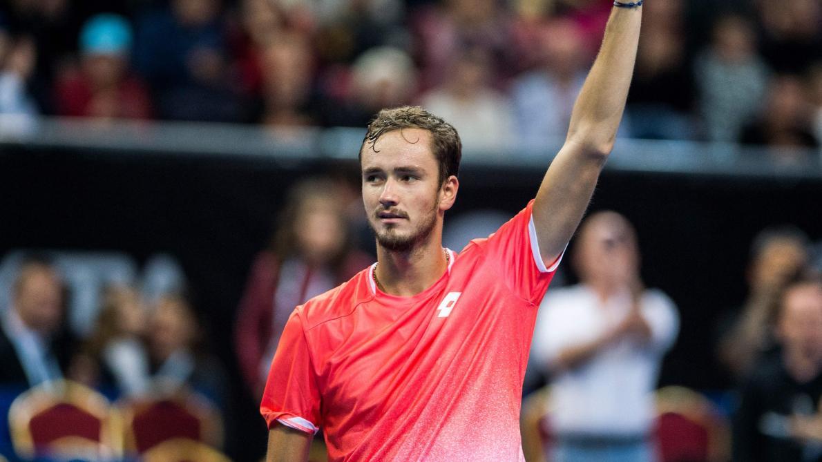 Daniil Medvedev décroche son quatrième titre — ATP Sofia