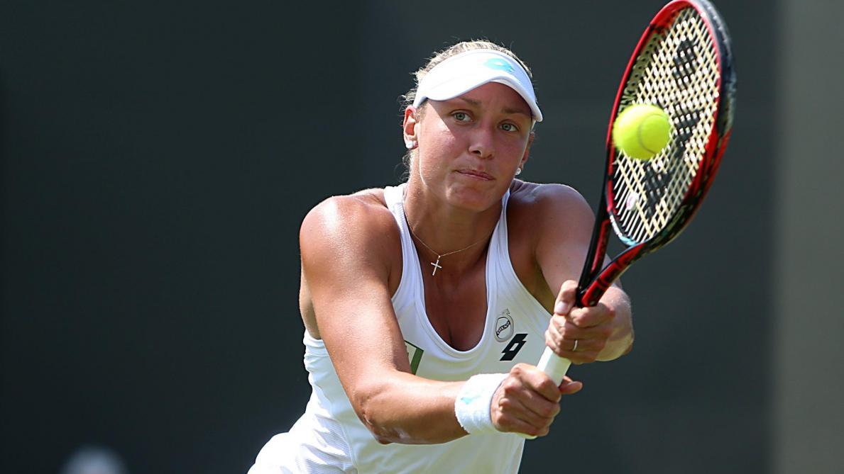 TENNIS Yanina Wickmayer se hisse en finale à Shrewsbury Yanina Wickmayer