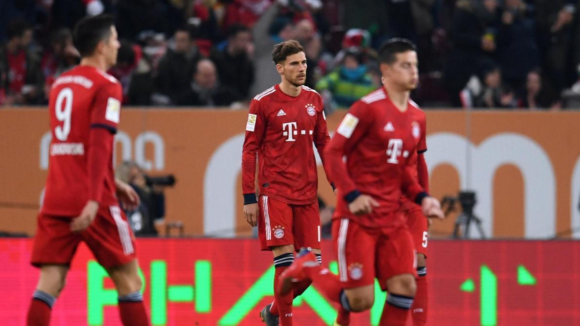 47393c0d51 Le Bayern encaisse un but (contre son camp) après... 13 secondes, record de  Bundesliga (vidéo) - Le Soir