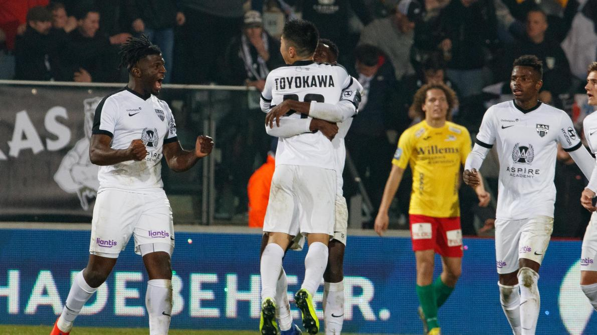 Pro League: Eupen est sauvé après son partage obtenu à Ostende