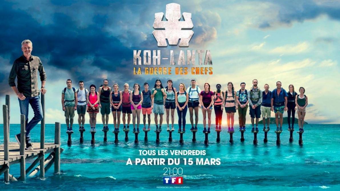 La nouvelle saison de Koh Lanta débutera le 15 mars — Télé
