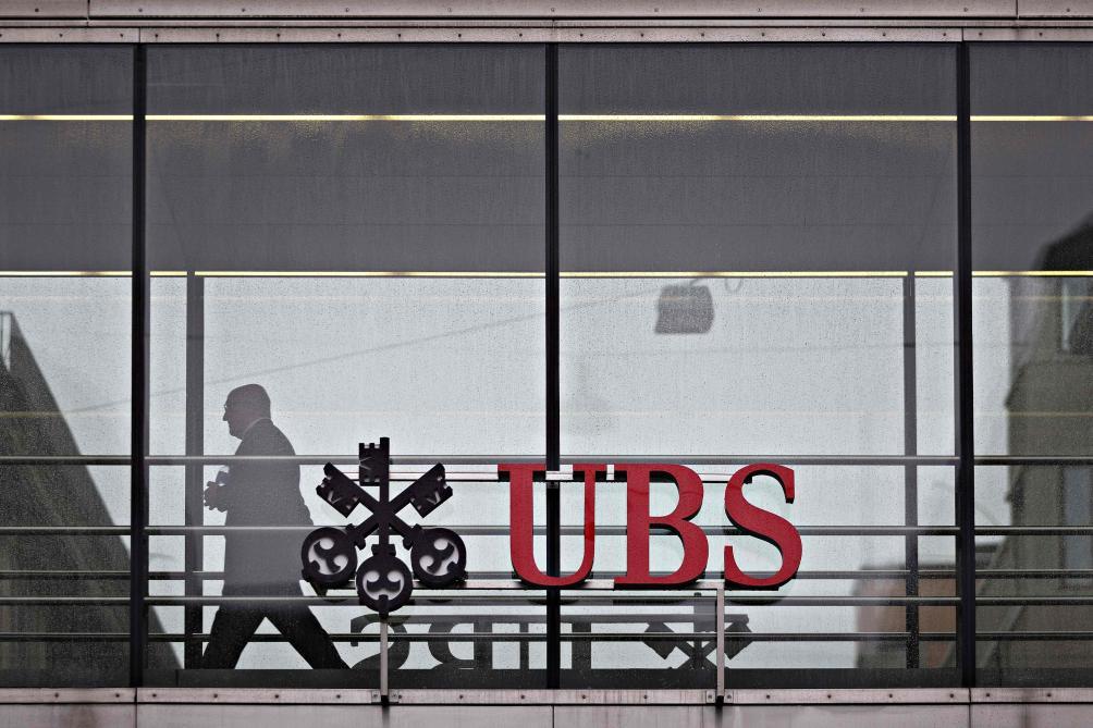 La banque UBS prend une amende de 3,7 milliards