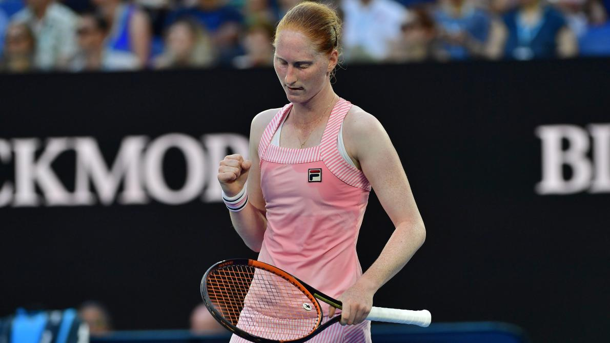 Van Uytvanck affrontera Ektaterina Alexandrova en demi-finale — WTA Budapest