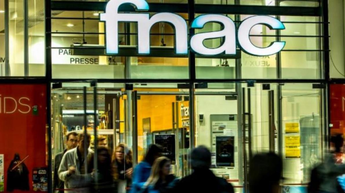 57 emplois à la trappe — Fnac Belgique