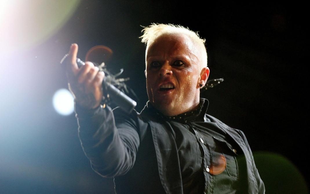 Keith Flint, le chanteur du célèbre groupe Prodigy est mort