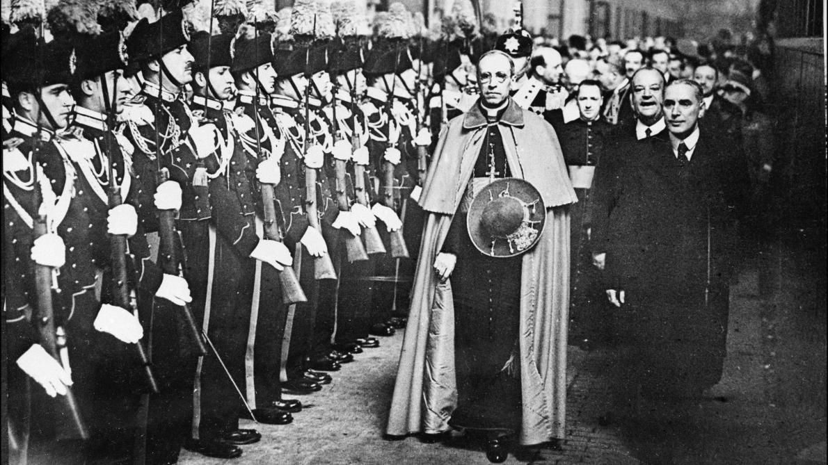 Les archives du pontificat du pape Pie XII seront ouvertes en 2020