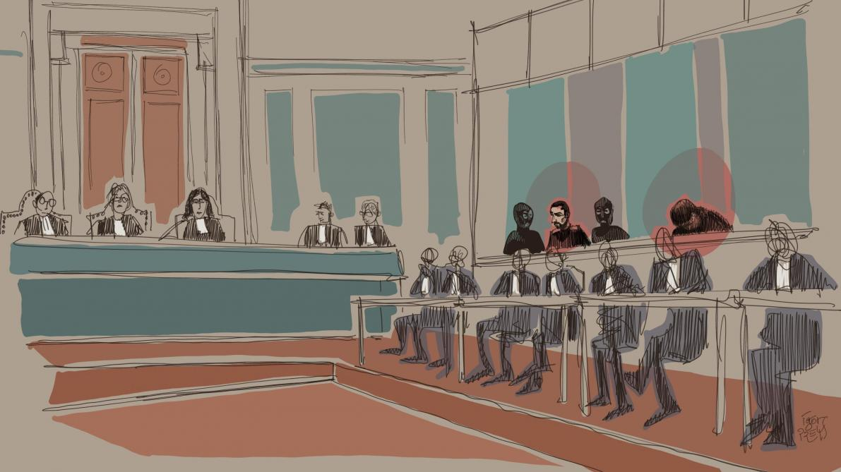Sans surprise, Mehdi Nemmouche est condamné à la réclusion à perpétuité — Belgique